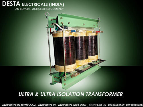 25 KVA Three Phase Isolation Transformer