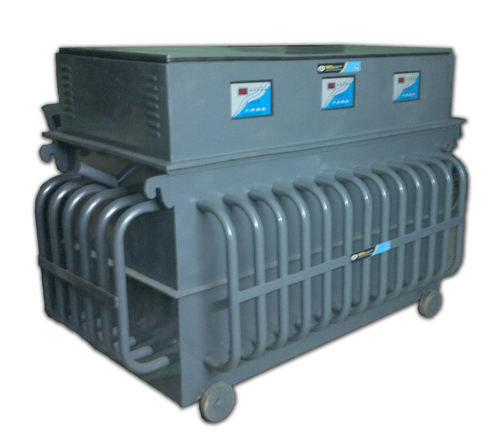 750 KVA Three Phase Servo Voltage Stabilizer