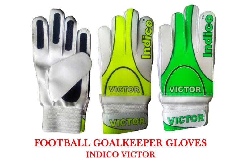 Indico Victor Football Goalkeeper Gloves