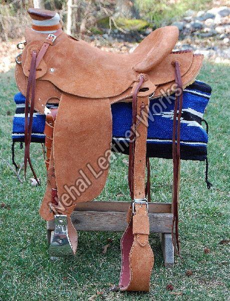 NLW 100100109 Western Horse Saddles