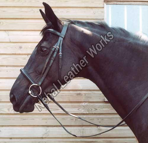 HB 20010078 Horse Leather Bridle