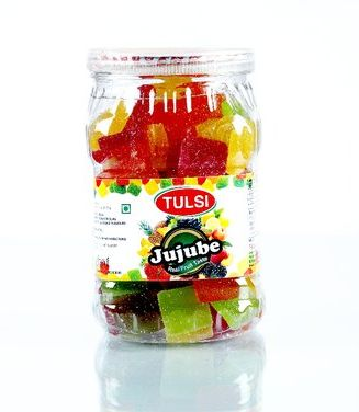 Tulsi Jujube Sugar Coated Jelly