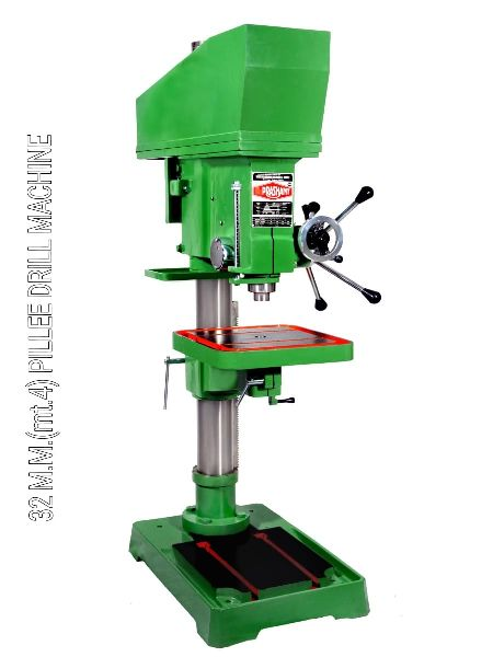 32 mm Pillar Drill Machines