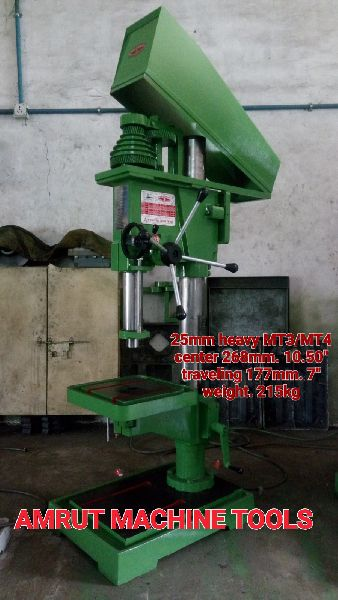 25 mm Pillar Drill Machines