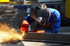 Industrial Fabrication Work