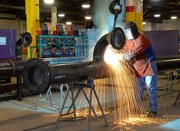 Steel Fabrication Work