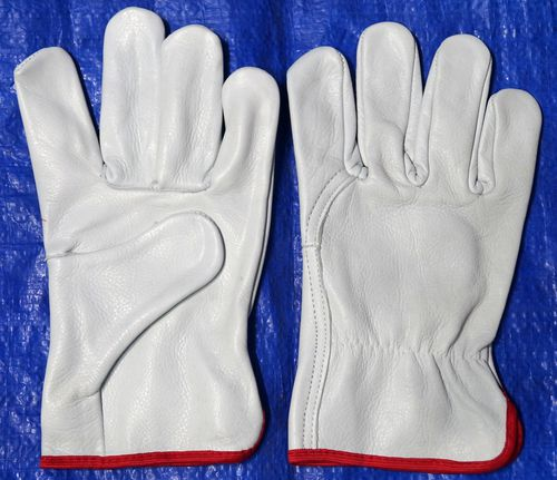 Cow Leather Driving Gloves