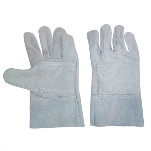 Double Palm Leather Welding Gloves