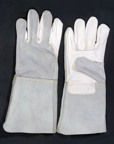 Grain Leather Welding Gloves