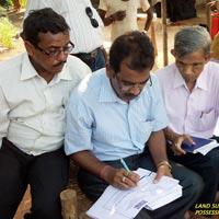 Land Acquisition Survey