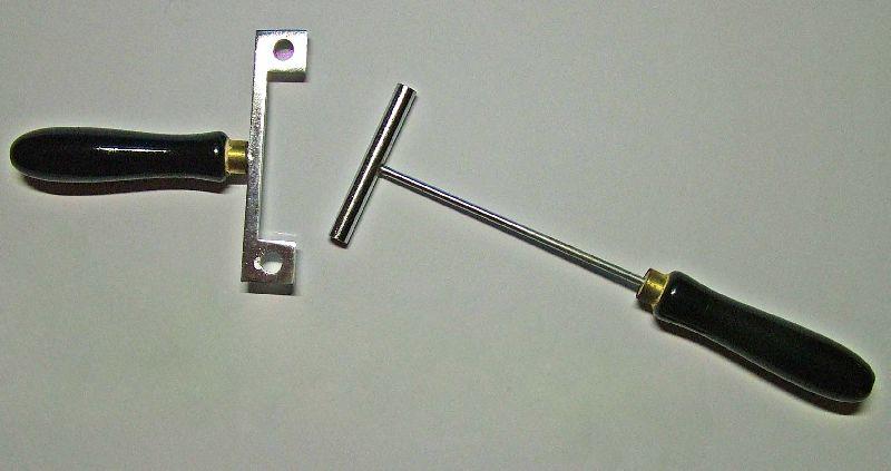 Bar Gauge Apparatus