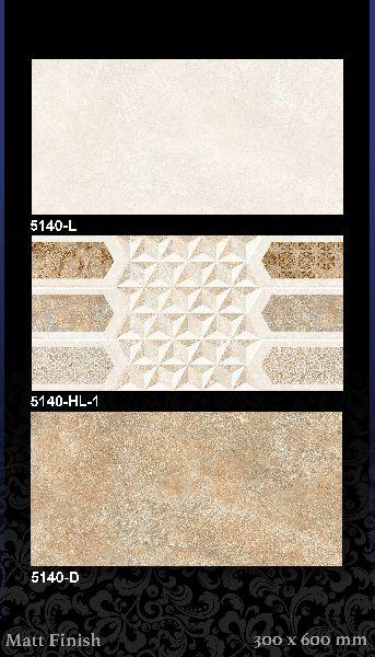 Matt Finish Wall Tiles