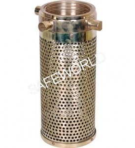 Brass Suction Strainer