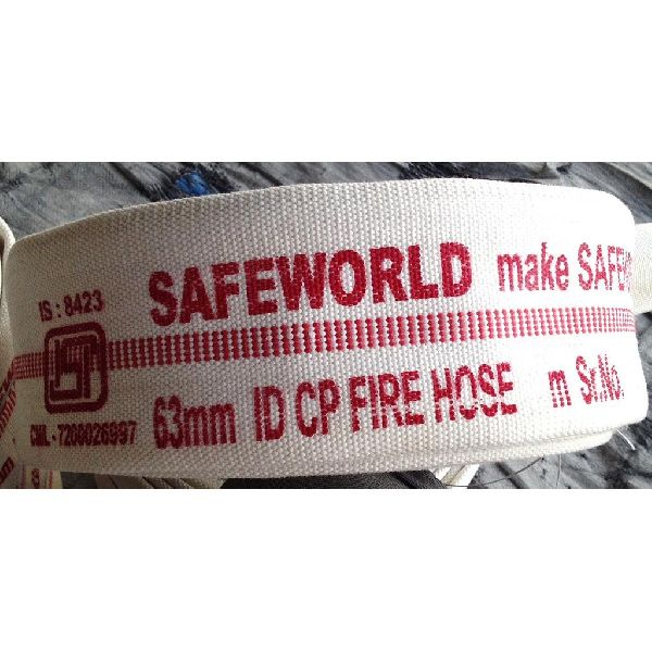 Canvas Fire Hose Pipe