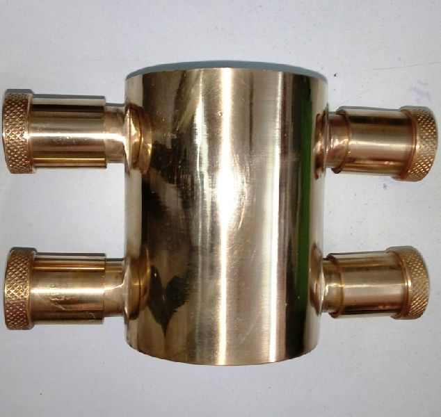 Double Female Fire Hose Adapter