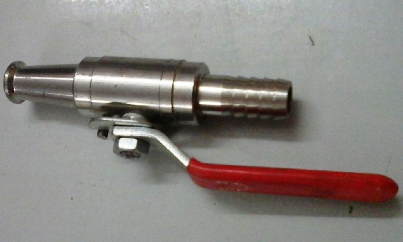 Stainless Steel Shut Off Nozzle