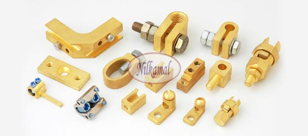 Brass Cable Clamp