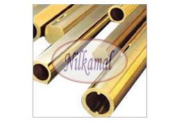 Brass Extrusion Hollow Rods