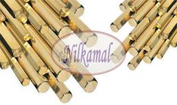 Brass Extrusion Round Rods