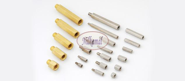 Brass Male - Female Spacer