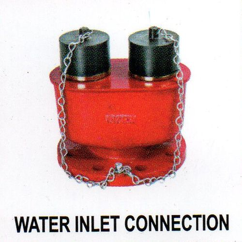 2 Way Fire Brigade Inlet Connection