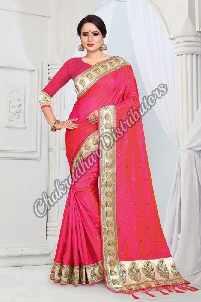 Margarita Sana Silk Casual Saree