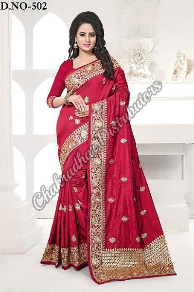Zoya Art Silk Designer Saree