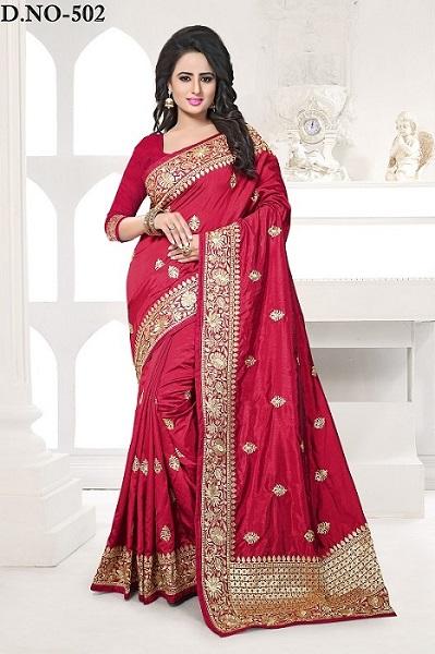 Zoya Art Silk Designer Saree