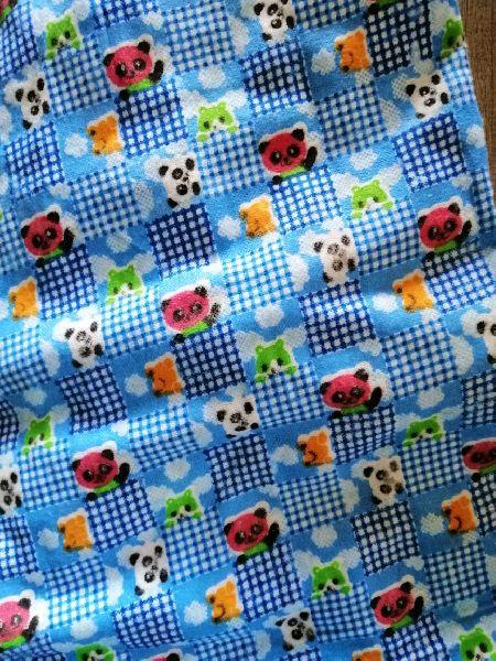 Printed Flannel Fabric (CIF 002)