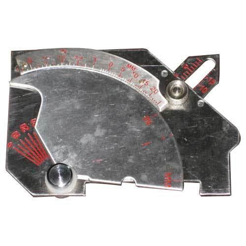 Pistol Caliper Gauge Calibration