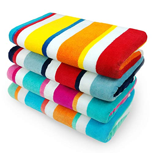 Colorful Bath Towel