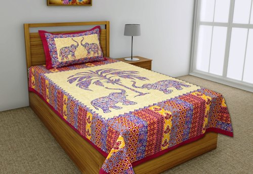 Fancy Single Bed Sheet