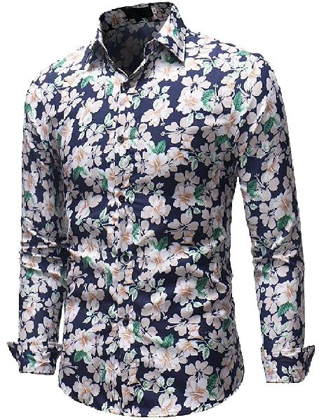 Mens Beachwear Shirt