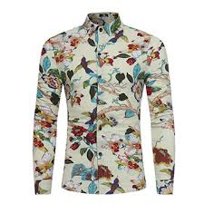 Mens Multicolor Shirt