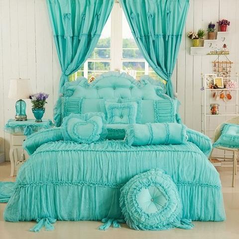 Stylish Double Bed Sheet
