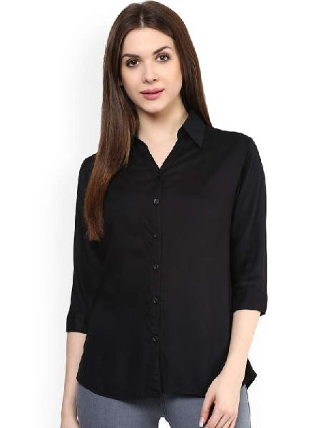 Womens Plain Shirt