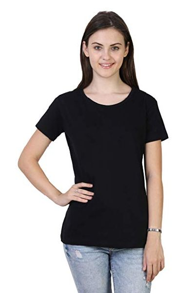 Womens Round Neck T-Shirt