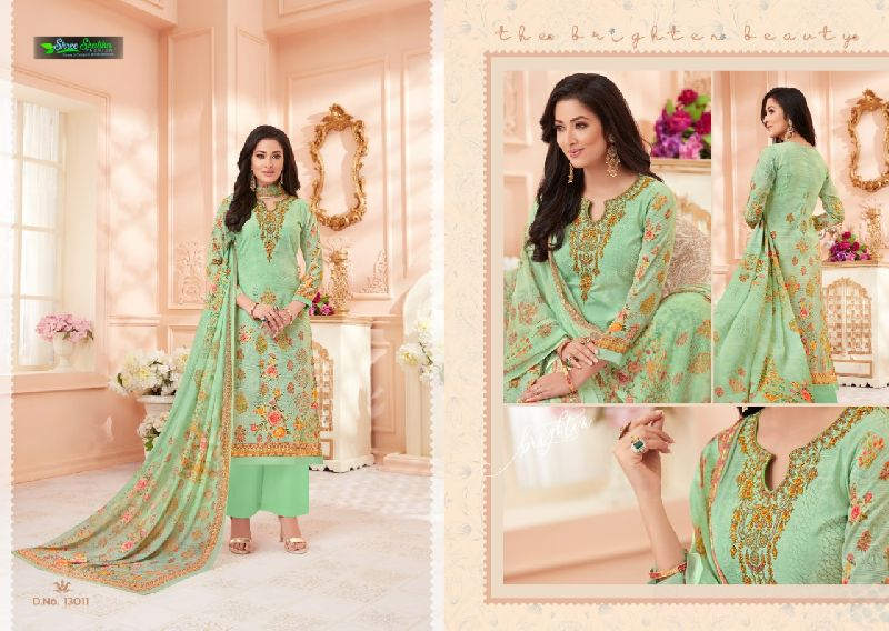 DN-13011 Ladies Designer Suits