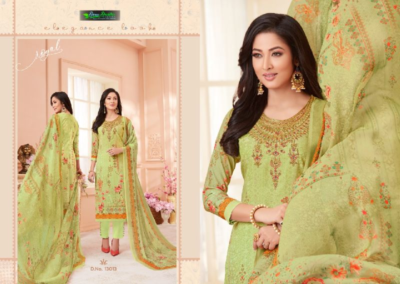 DN-13013 Ladies Designer Suits