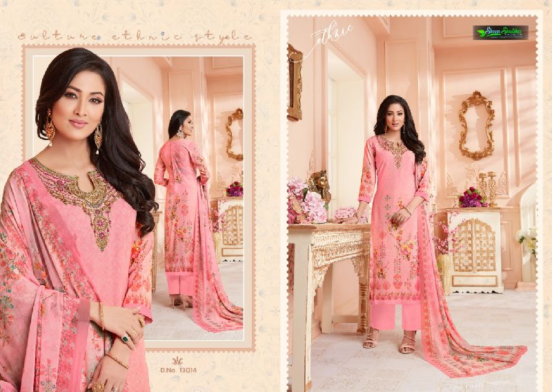 DN-13014 Ladies Designer Suits