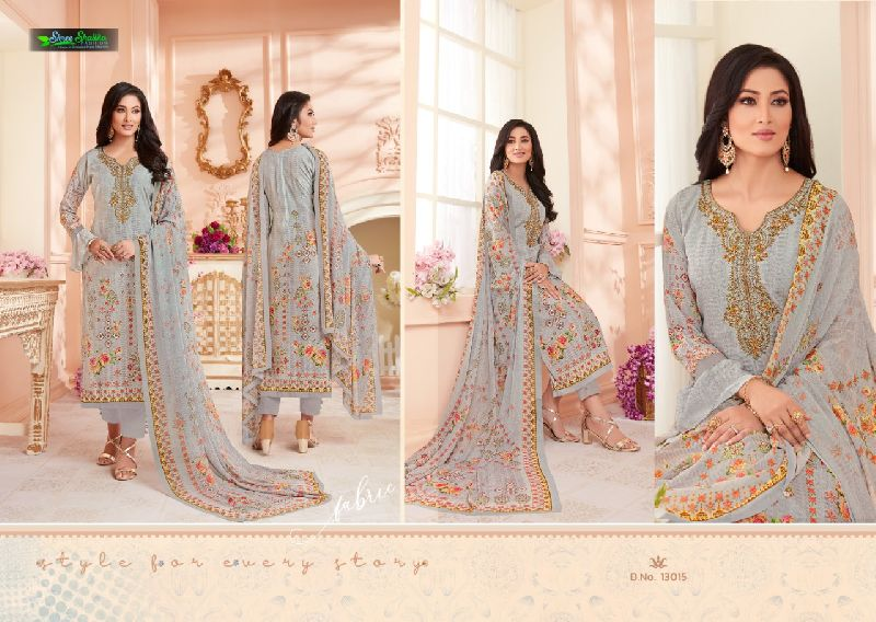 DN-13015 Ladies Designer Suits