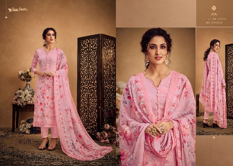 DN-1806 Ladies Designer Suits