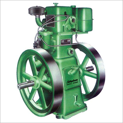 Stationary Diesel Engine