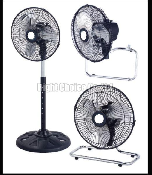 VX-FN1252-220 Digital Pedestal Fan