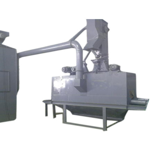 LPG Cylinder Shot Blasting Machine