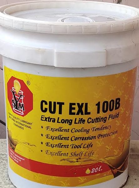 Cut EXL 100 B Cutting Oil