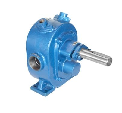 FTDP Bitumen Jacketed Gear Pump
