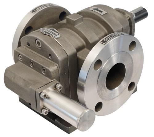 FTM SS Rotary Twin Gear Pump