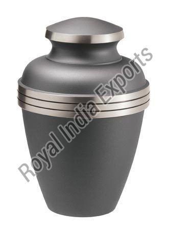 Brass Decorative Cremation Urn