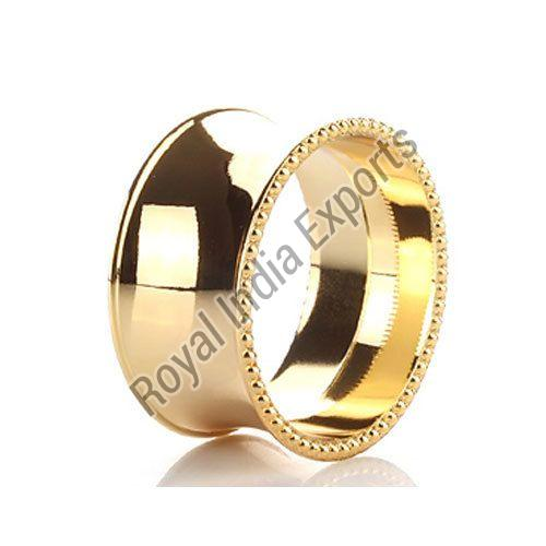 Brass Desire Napkin Ring